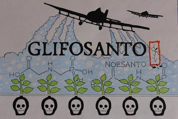 La guerra alla droga con il glifosato uccide contadini innocenti