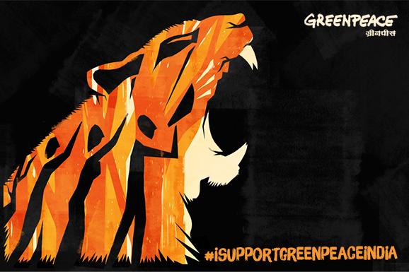 Greenpeace India rischia di chiudere