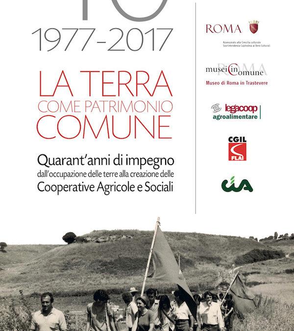 """""""La Terra come patrimonio comune"""": mostra e convegno a Roma"""