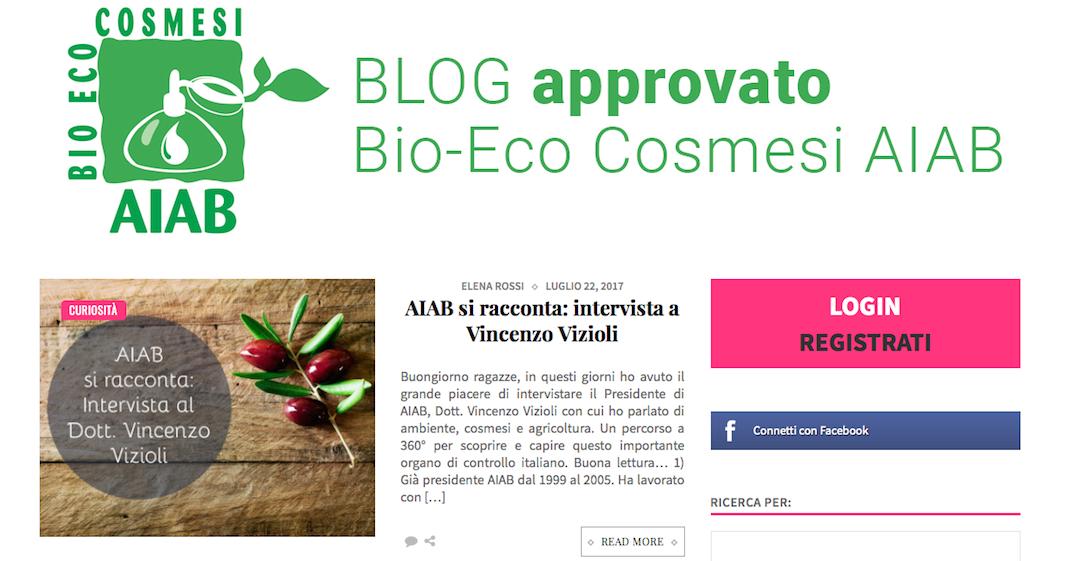 AIAB si racconta su Vanity Space il blog sul BIO