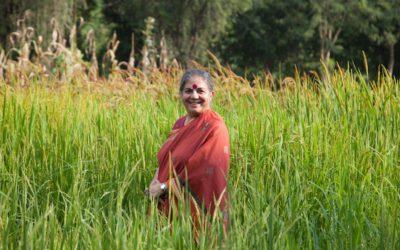 Vandana Shiva a Bergamo per il convegno sull'agricoltura sociale