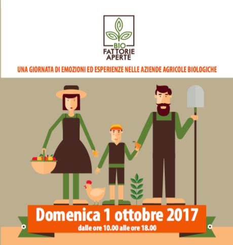 BioFattorie Aperte:1 ottobre l'evento dedicato alle produzioni bio di AIAB in Friuli