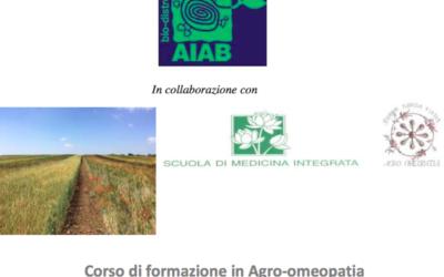 """Corso di formazione in Agro-omeopatia: """"Aldilà dell'effetto placebo"""""""