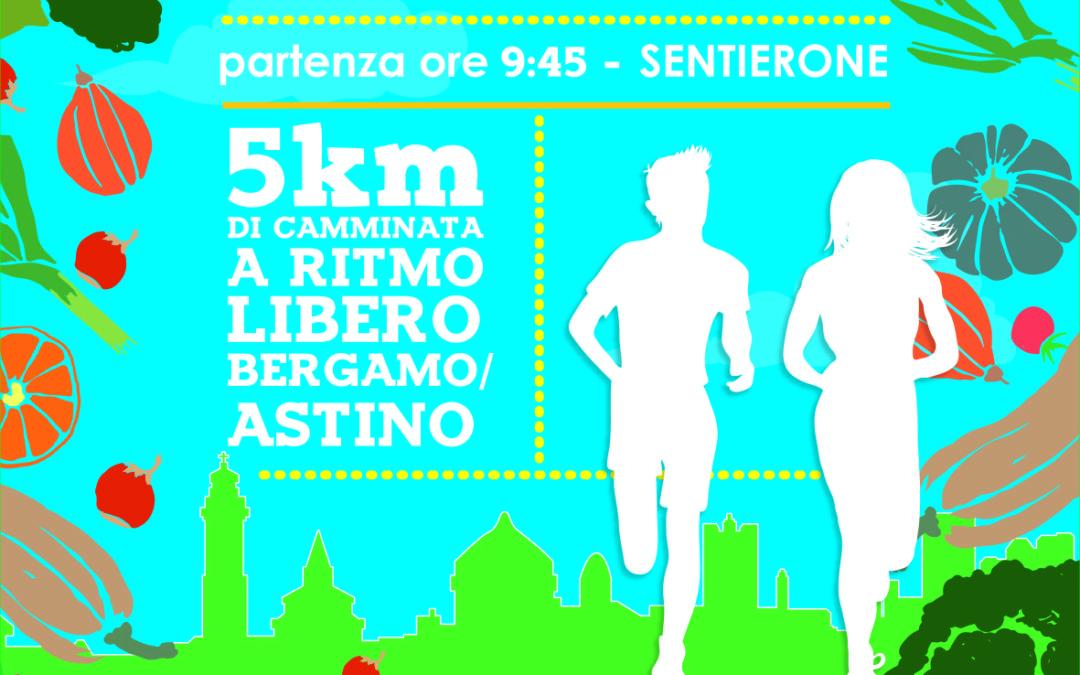 A Bergamo, per la Biodomenica, una Bio Camminata nella valle della Biodiversità