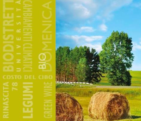 BioAgriCultura: il trimestrale di AIAB distribuito a Bergamo durante il G7