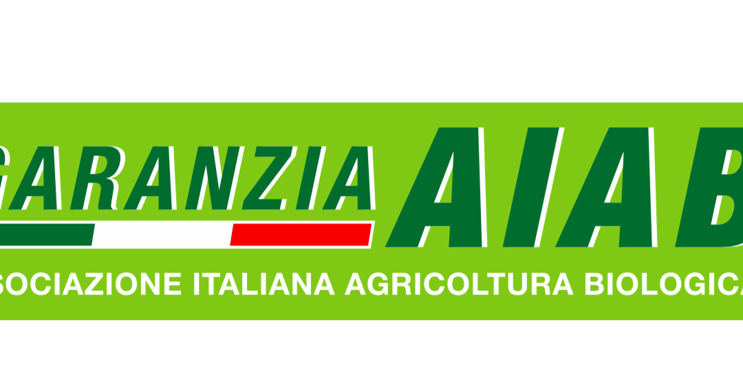 """Bio italiano: il marchio che lo garantisce si chiama """"Garanzia AIAB""""  100% italiano, 100% bio, 100% OGM Free"""