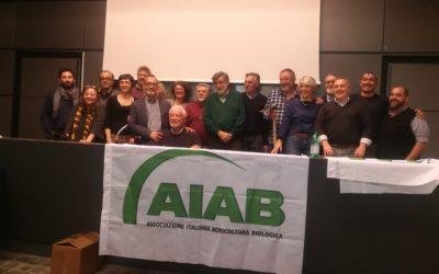 Antonio Corbari è il nuovo presidente di AIAB