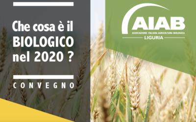 Cos'è il biologico nel 2020? Convegno a Genova per i 20 anni di AIAB Liguria