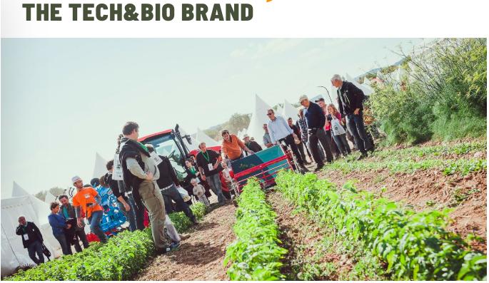 Tech&Bio: delegazione AIAB al Salone dell'innovazione tecnica per l'agricoltura bio