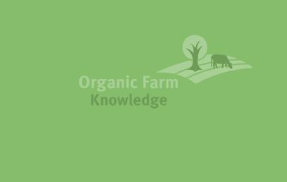 Organic Farm Knowledge platform – Soia, linee guida per la lavorazione in aziende di piccola scala