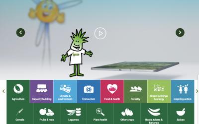 EcoAgtube, la nuova piattaforma video per le buone pratiche di transizione