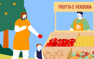 La salute degli adulti di domani si costruisce nutrendo i bambini di oggi